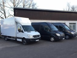 Minibus rent, transport services with our driver